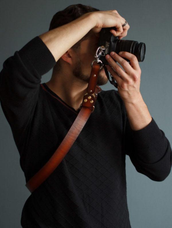 mono camera strap