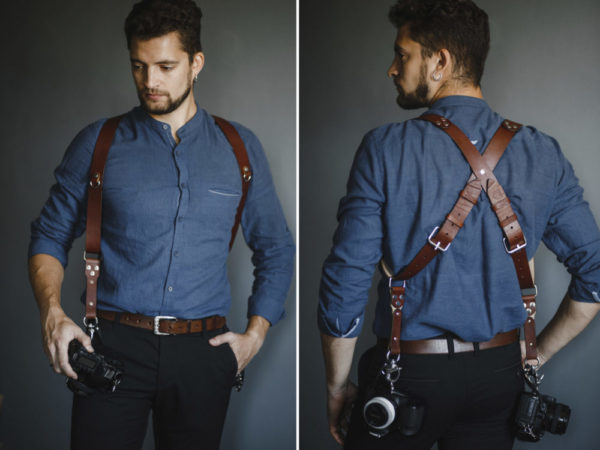 camera shoulder strap