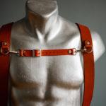 chest strap for camera strap