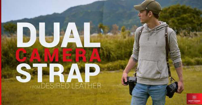 Review of camera straps by Scott Dumas